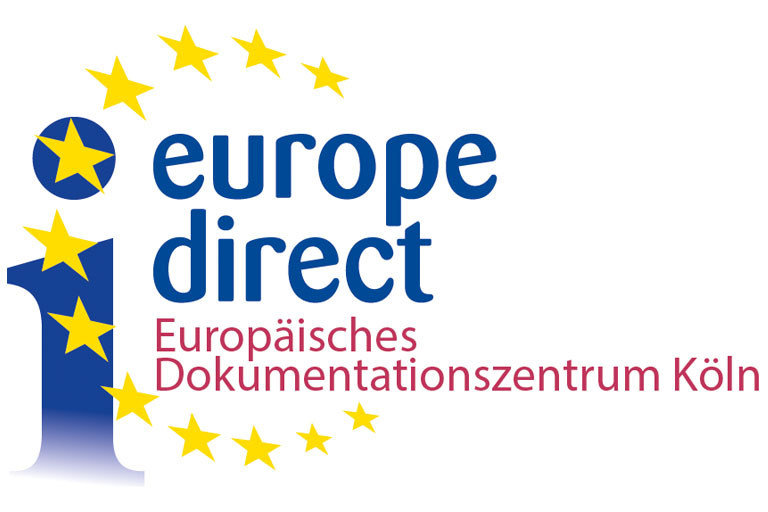 Logo von europe direct Dokumentationszentrum Köln
